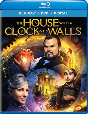 The House With A Clock In Its Walls 2018 BD25 Latino