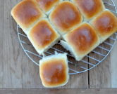Homemade Yeast Rolls: Ice Cream Pail Buns