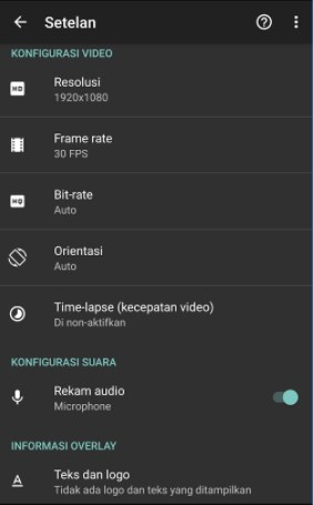 Download AZ Screen Recorder Apk + Mod v4.8.1 No Root Premium Free