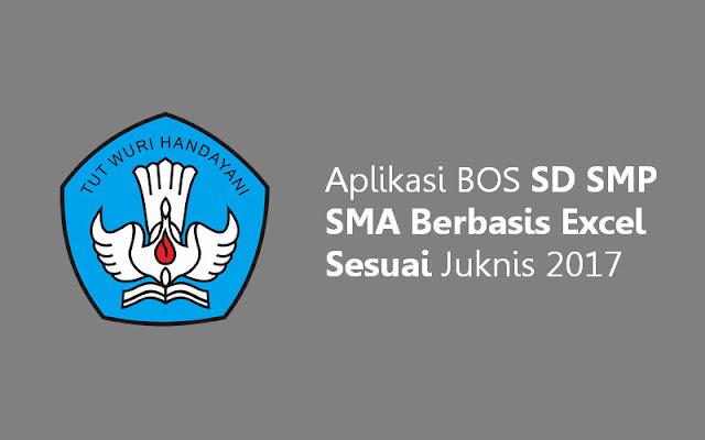 Aplikasi BOS SD SMP SMA