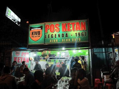 Pos Ketan Legenda – 1967 Batu - NMUTTY.com