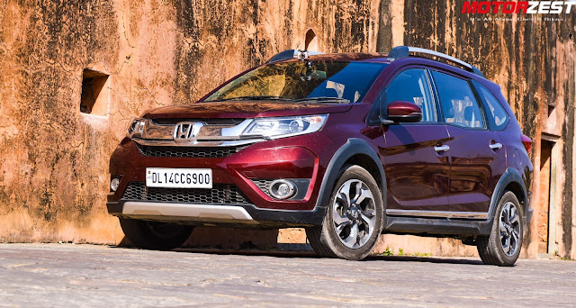 Honda BRV Roadtest- A Comprehensive Review