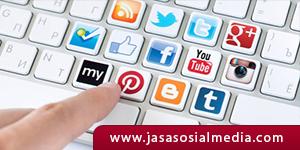 Jasa Sosial Media Terbesar di Indonesia
