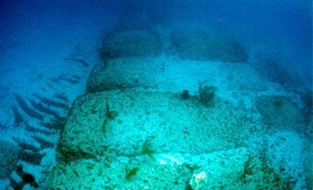 Can of Mystery: Bimini Road/ Bimini Wall (Atlantis)