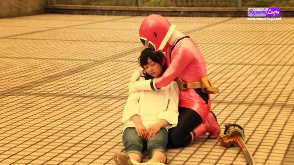 Samurai Sentai Shinkenger Episode 20 Roidmude 001