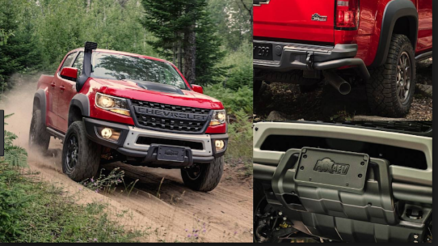2019 Chevy Colorado ZR2 Bison first drive review: An off-road animal