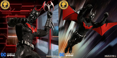 San Diego Comic-Con 2018 Exclusive Batman Beyond One12 Collective DC Comics Action Figure by Mezco Toyz