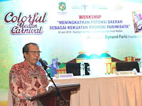 """""""Colourful Medan"""" Tepat Gambarkan Keragaman Medan"""