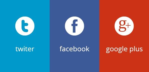 type social media - Google+ como fazer a divulgação do seu blogger