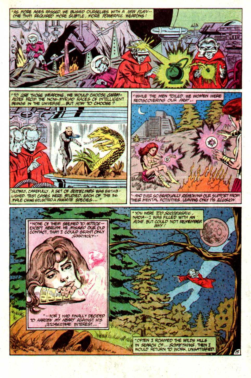 Read online Secret Origins (1986) comic -  Issue #23 - 17
