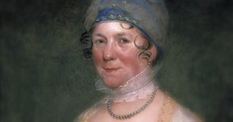 Dolley Madison: Clever, Gay, and Yeasty