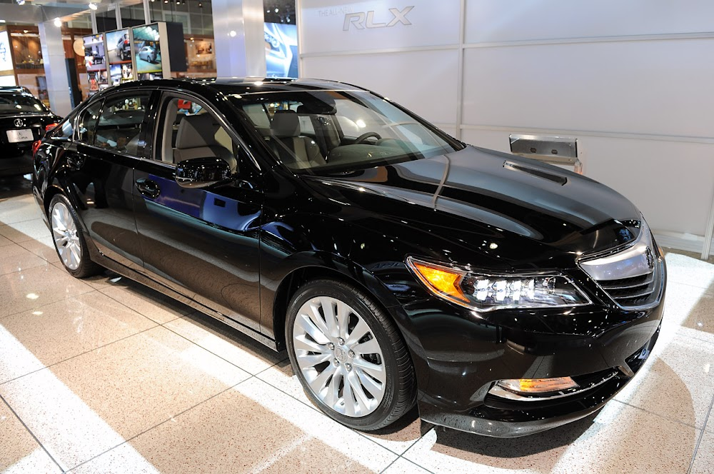 2014 Acura RLX Pricing