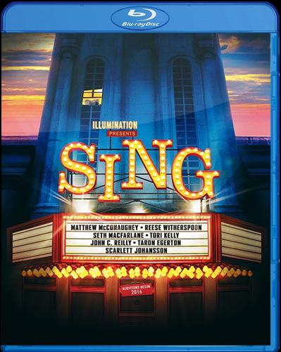 Sing [2016] [BD25] [Latino]