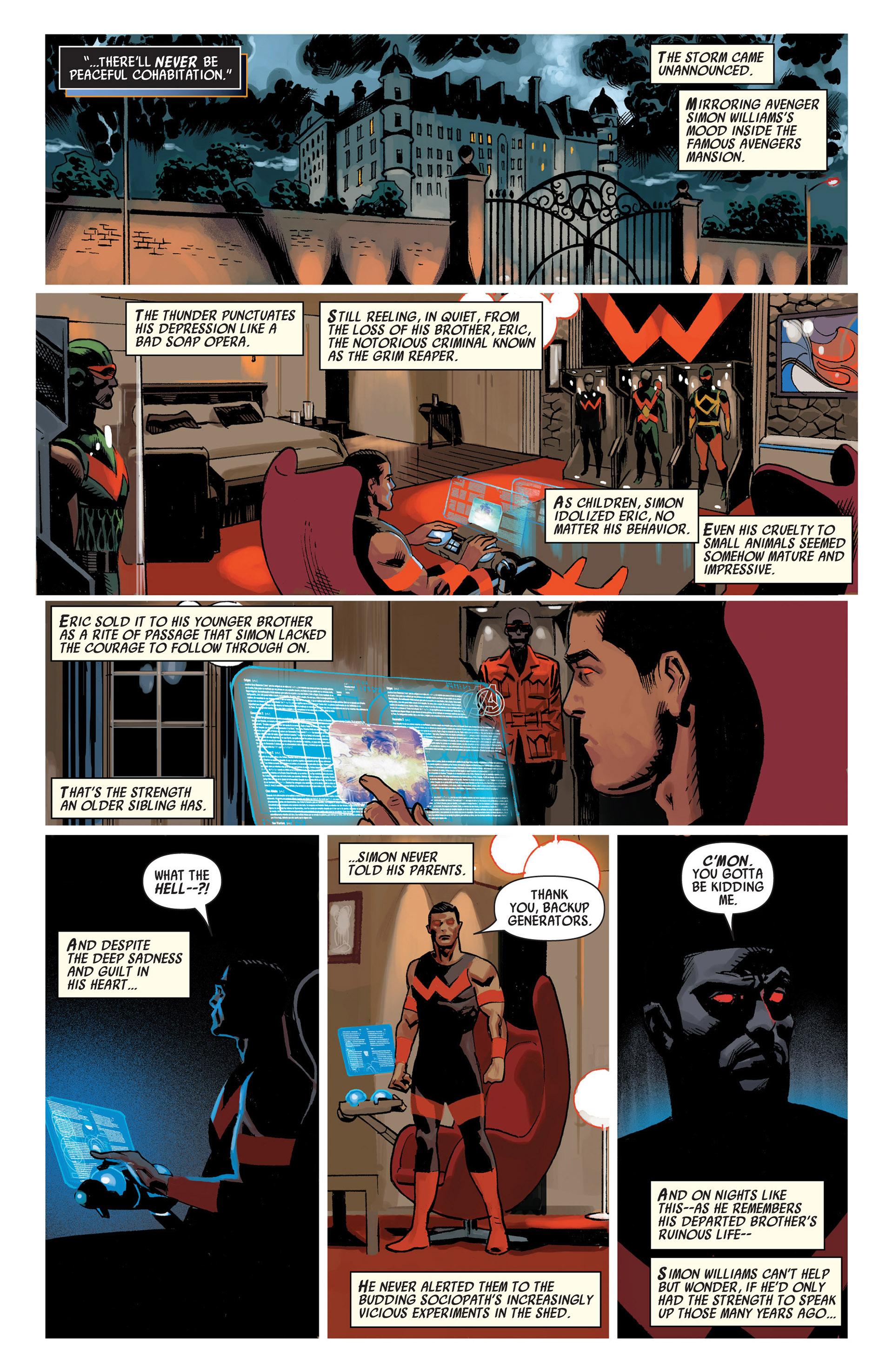 Read online Uncanny Avengers (2012) comic -  Issue #10 - 10