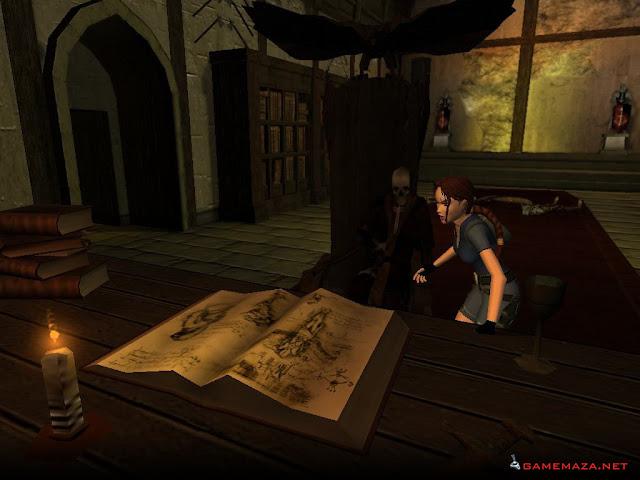 Tomb Raider The Angel of Darkness Gameplay Screenshot 4