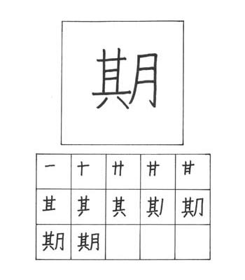kanji periode