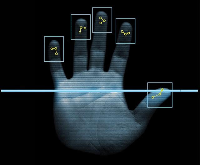 Sensor Keamanan Biometrik Pada Smartphone,Ada apa saja? Yuk Kita Simak