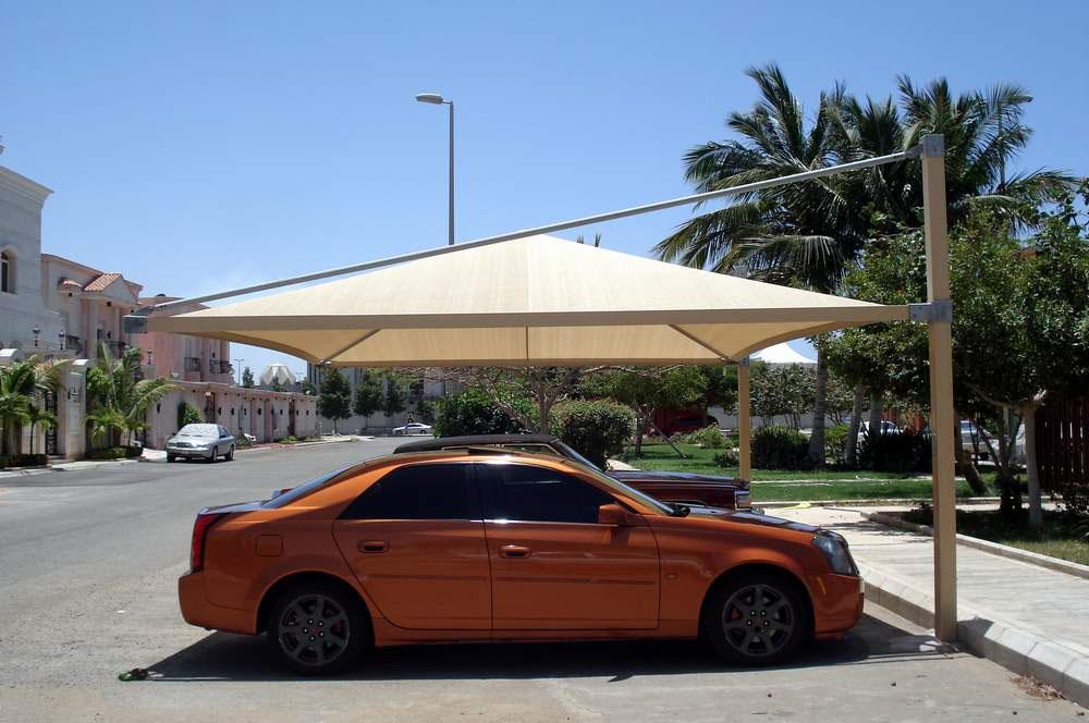 مظلات سيارات بالمدينة المنورة المدينة