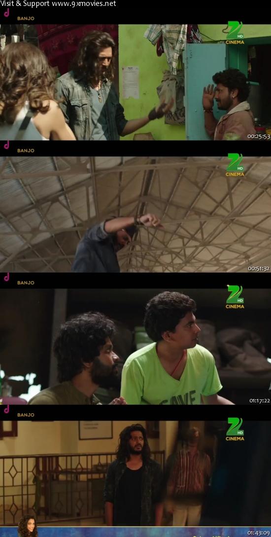Banjo 2016 Hindi 480p HDTV