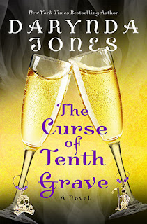 The Curse of the tenth grave by Darynda Jones||Cover Love