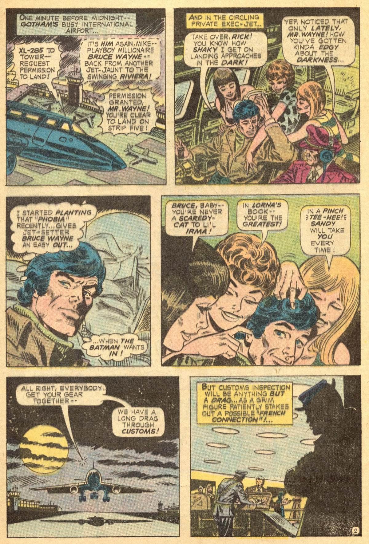 Detective Comics (1937) 436 Page 2
