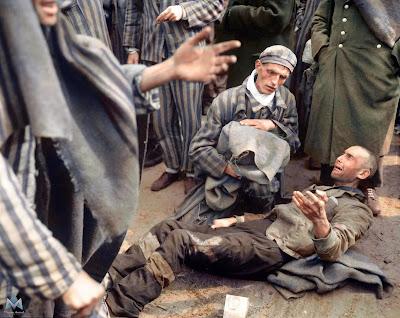 Fotografías a color de la Segunda Guerra Mundial