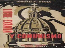 LIBRE EXAMEN Y COMUNISMO