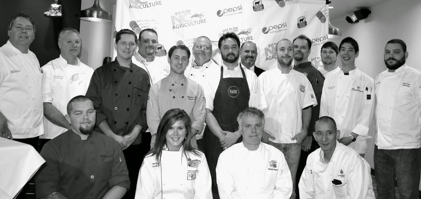 "2015 Triangle area chefs compete in ""Got to Be NC"" Competition Dining Series"