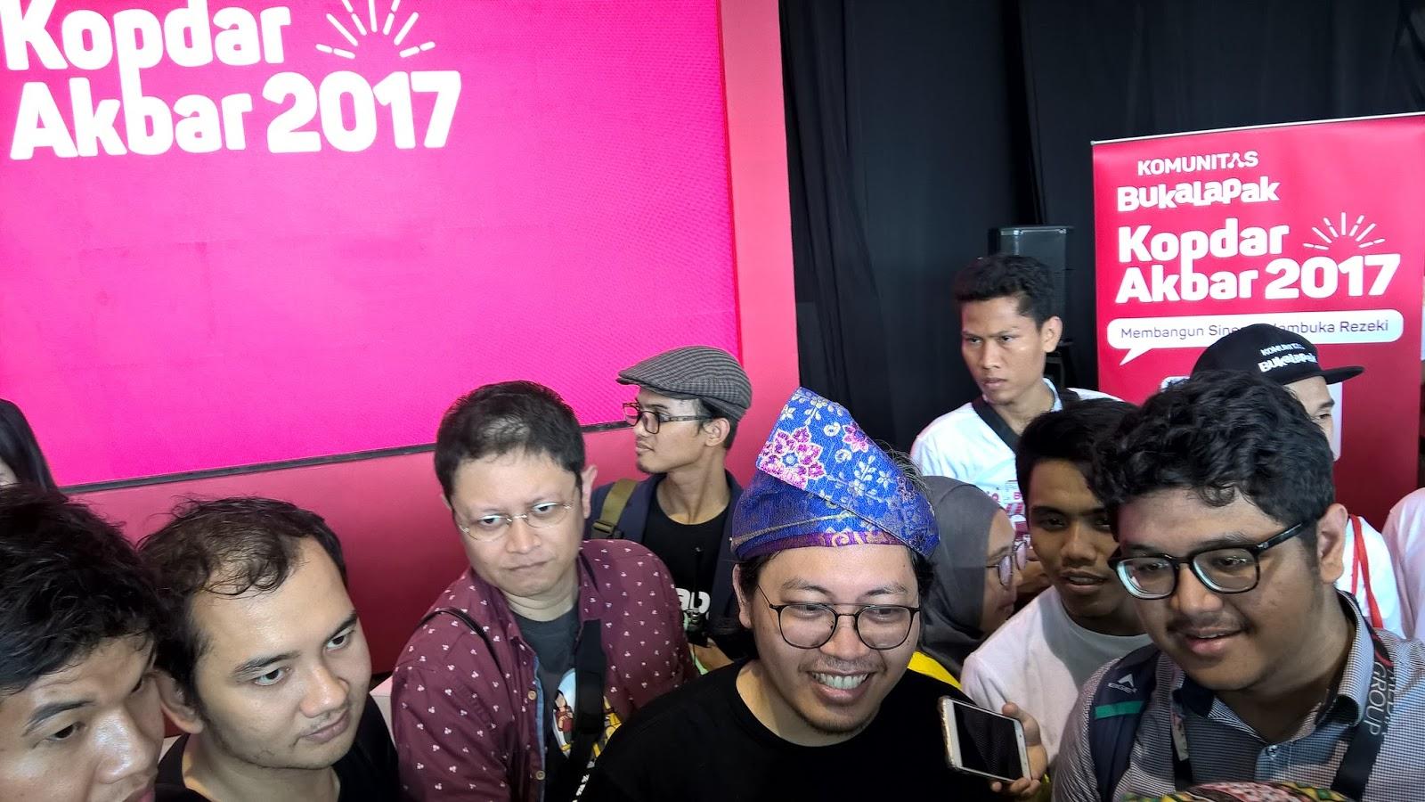 Wawancara dengan Achmad Zaky Selaku Pendiri BukaLapak
