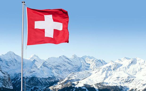 Swiss falg