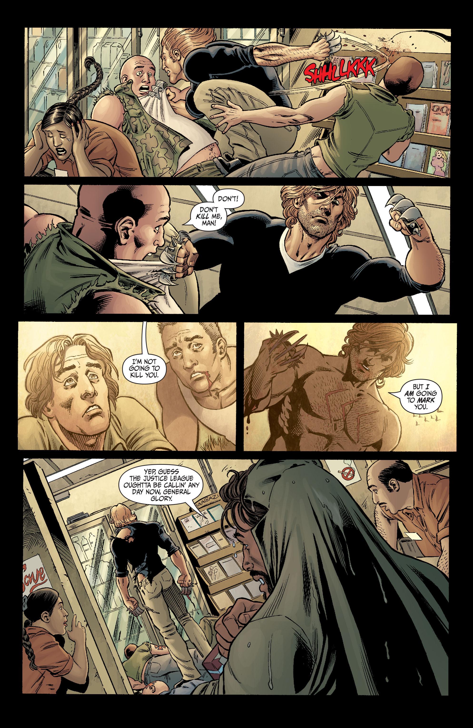 Read online Secret Six (2008) comic -  Issue #1 - 15