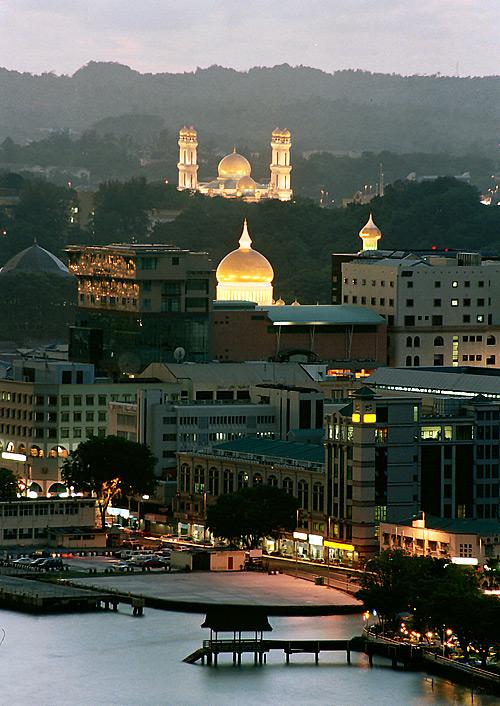 Brunei Darussalam | Bandar seri begawan, Brunei, Borneo  |Bandar Seri Begawan Brunei Darussalam