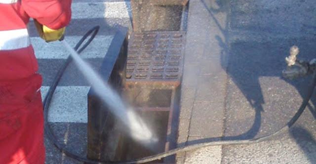 limpieza colectores terrazas Sevilla