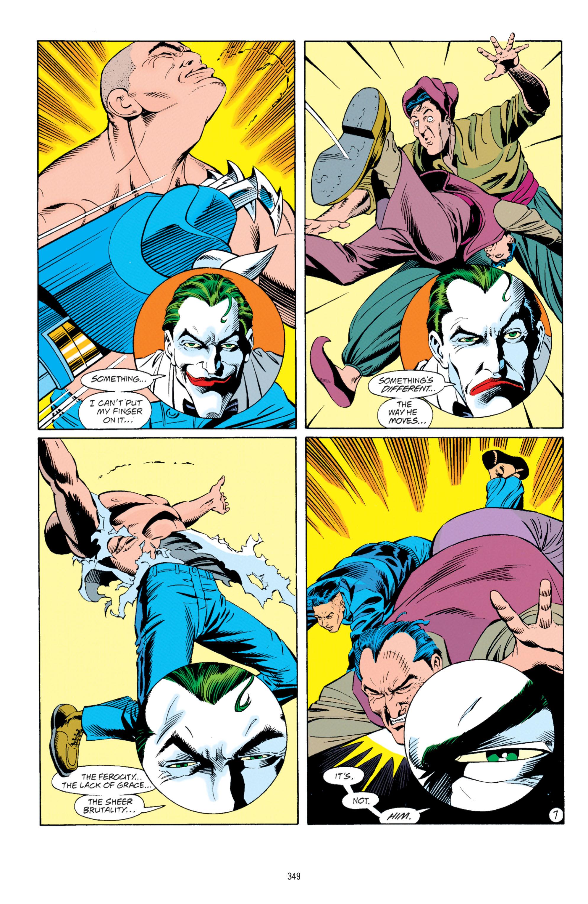 Detective Comics (1937) 673 Page 6