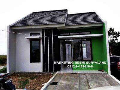 Kredit Rumah Murah Suryaland Cibitung Bekasi