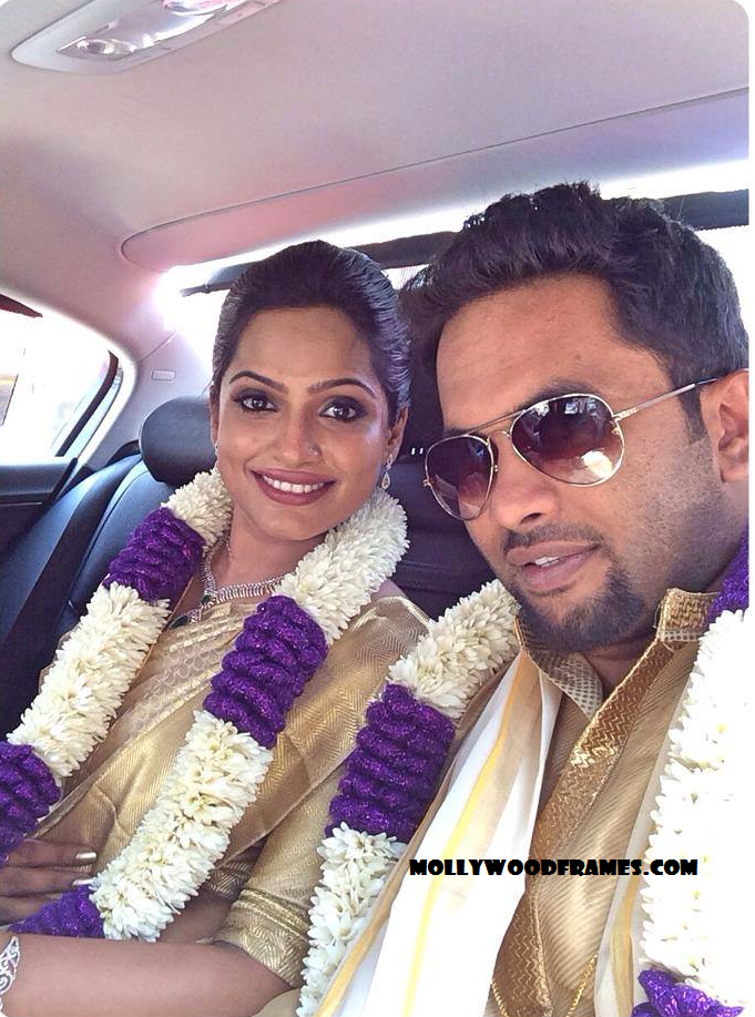 Aju Varghese enter marriage with Augustina