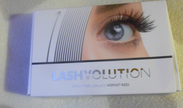Lashvolution - serum do rzęs.