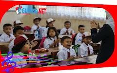 Lagu Hari Pertama ke Sekolah Awali Tahun Pelajaran Baru Semua Jenjang