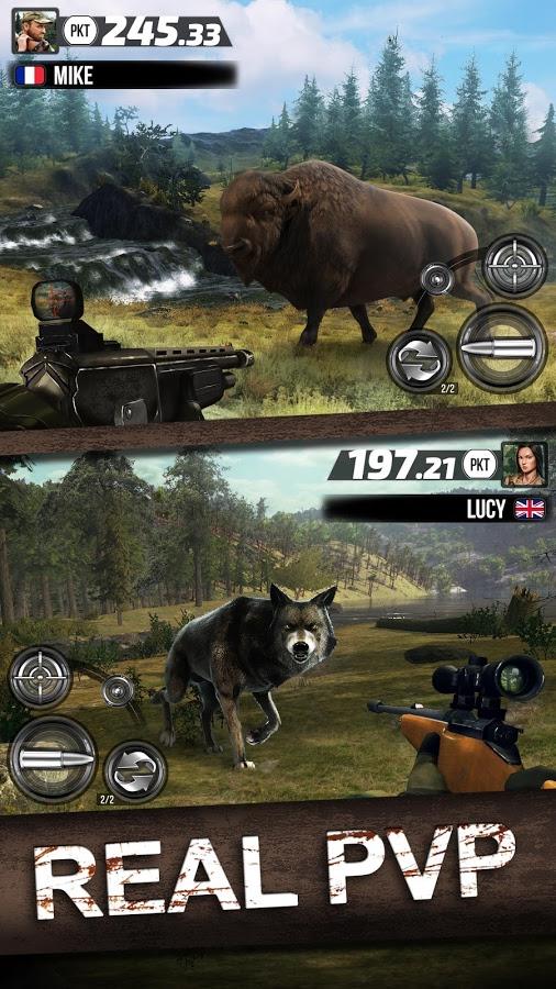 Wild Hunt Sport Hunting Games Hunter Shooter 3D MOD APK