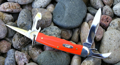 Wr Case Scout Trapperlock Slimlock Usmc Knives Review