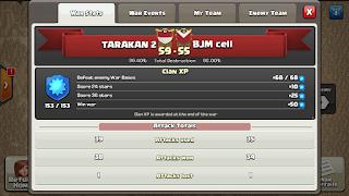 Clan TARAKAN 2 vs BJM jell, TARAKAN 2 Win