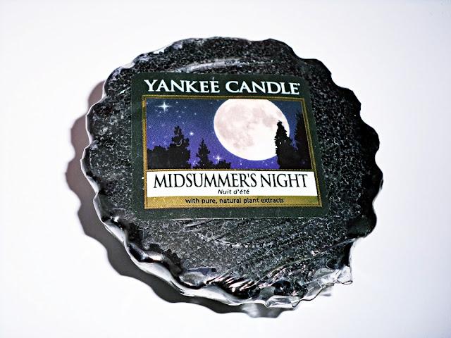 Yankee Candle męski wosk