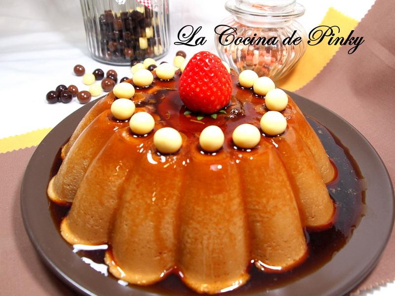 FLAN DE TURRON DE CHOCOLATE  Flan%2Bde%2Bturron%2Bde%2Bchocolate%2B1