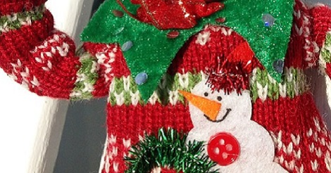 Blog to Action - Christmas Sweater