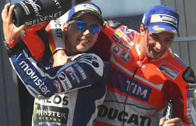 Apa Jadinya Jika Iannone dan Lorenzo Satu Tim