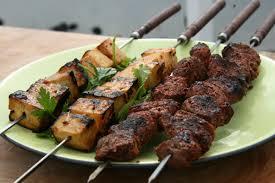 Kebab with Bay Leaves (Defneli Kebap)