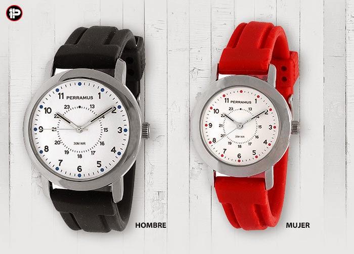"""b2766304e ... con presencia en Argentina desde 1922, anuncia el lanzamiento de su  exclusiva línea de relojes """"Perramus Watches"""", tanto para hombre como para  mujer."""