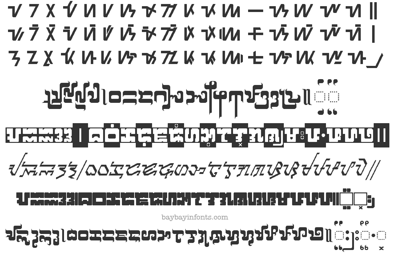 baybayin fonts