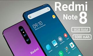 Redmi Resmi Rilis Note 8,Berikut Harga Dan Spek Redmi Note 8 Dan Redmi Note 8 Pro