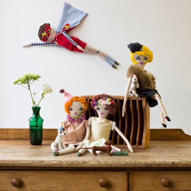 dolls folksy